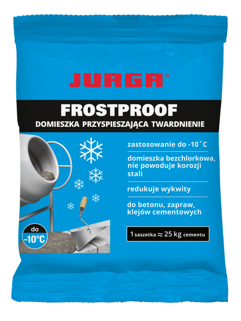 FROSTPROOF POWDER