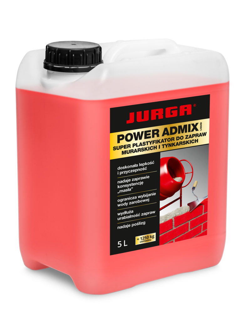 POWER ADMIX LIQUID