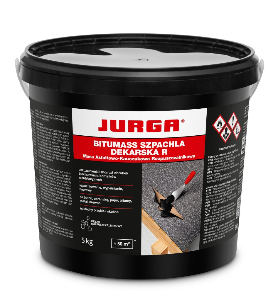 BITUMASS R ROOFING PUTTY