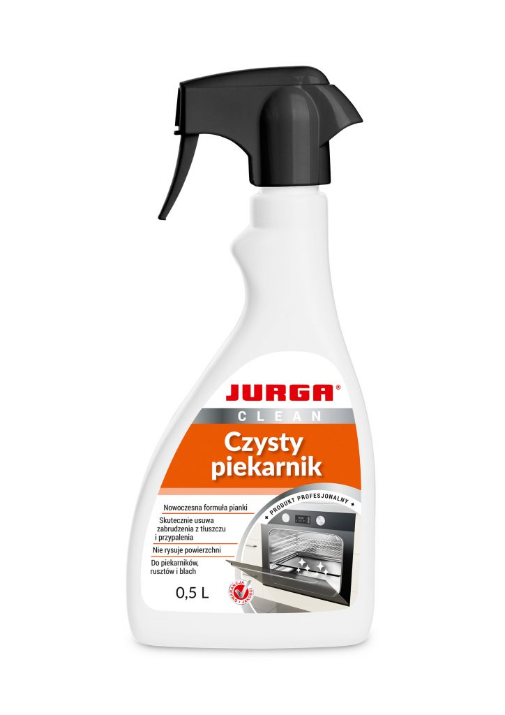 CLEAN CZYSTY PIEKARNIK